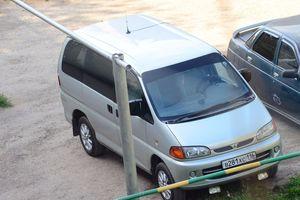 Автомобиль Mitsubishi Space Gear, хорошее состояние, 1997 года выпуска, цена 230 000 руб., Альметьевск