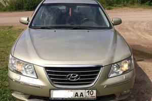 Автомобиль Hyundai NF, отличное состояние, 2008 года выпуска, цена 553 777 руб., Санкт-Петербург