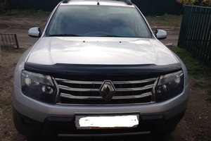 Подержанный автомобиль Renault Duster, отличное состояние, 2014 года выпуска, цена 750 000 руб., Миасс