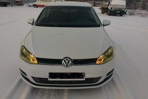 Автомобиль Volkswagen Golf, отличное состояние, 2014 года выпуска, цена 840 000 руб., Сургут