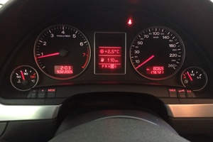 Подержанный автомобиль Audi A4, битый состояние, 2006 года выпуска, цена 370 000 руб., Краснодар