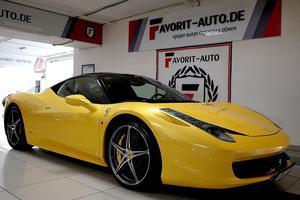 Авто Ferrari 458, 2011 года выпуска, цена 9 500 000 руб., Москва