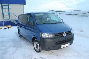 Автомобиль Volkswagen Transporter, отличное состояние, 2013 года выпуска, цена 1 100 000 руб., Серпухов