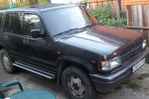Автомобиль Opel Monterey, хорошее состояние, 1993 года выпуска, цена 250 000 руб., Майкоп
