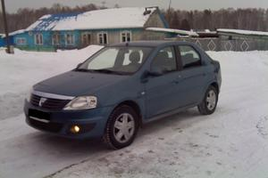 Автомобиль Dacia Logan, хорошее состояние, 2008 года выпуска, цена 270 000 руб., Омск