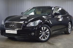 Авто Infiniti M-Series, 2012 года выпуска, цена 1 320 000 руб., Москва