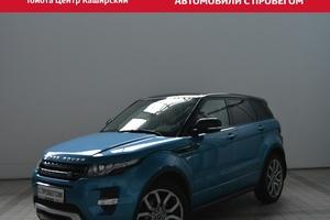 Авто Land Rover Range Rover Evoque, 2013 года выпуска, цена 1 895 000 руб., Москва