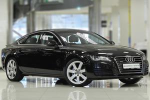 Подержанный автомобиль Audi A7, отличное состояние, 2012 года выпуска, цена 1 388 000 руб., Москва