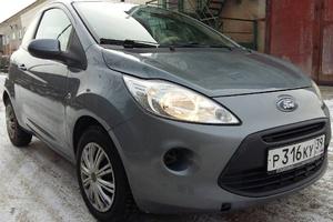 Автомобиль Ford Ka, хорошее состояние, 2009 года выпуска, цена 269 000 руб., Пермь