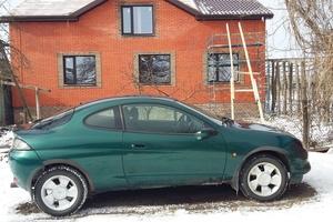 Автомобиль Ford Puma, хорошее состояние, 1998 года выпуска, цена 127 000 руб., Ростов-на-Дону