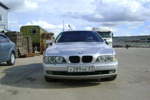 Автомобиль BMW 5 серия, хорошее состояние, 1999 года выпуска, цена 348 000 руб., Вязьма