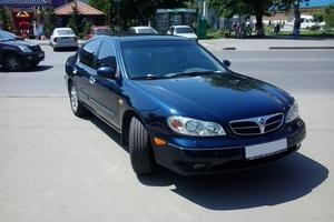 Автомобиль Nissan Maxima, хорошее состояние, 2002 года выпуска, цена 310 000 руб., Красноярск