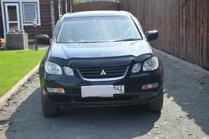 Автомобиль Mitsubishi Airtrek, хорошее состояние, 2002 года выпуска, цена 320 000 руб., Кемерово