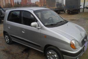 Автомобиль Hyundai Atos, хорошее состояние, 2002 года выпуска, цена 160 000 руб., Калуга
