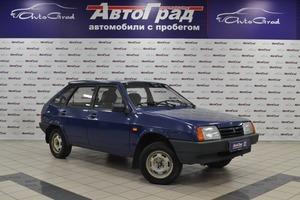 Авто ВАЗ (Lada) 2109, 1990 года выпуска, цена 43 000 руб., Иваново
