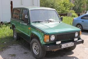Автомобиль Isuzu Trooper, хорошее состояние, 1983 года выпуска, цена 90 000 руб., Самара