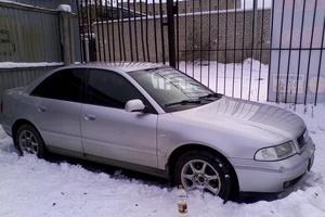 Подержанный автомобиль Audi A4, хорошее состояние, 1999 года выпуска, цена 230 000 руб., Челябинск