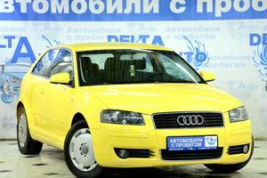 Авто Audi A3, 2003 года выпуска, цена 333 000 руб., Москва
