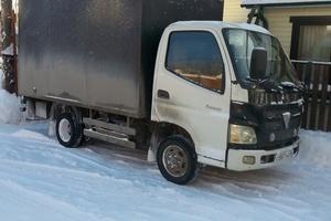 Автомобиль Foton Aumark BJ 1039, среднее состояние, 2008 года выпуска, цена 270 000 руб., Свердловская область