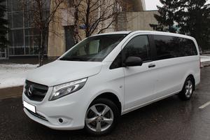 Авто Mercedes-Benz Vito, 2015 года выпуска, цена 3 099 000 руб., Москва