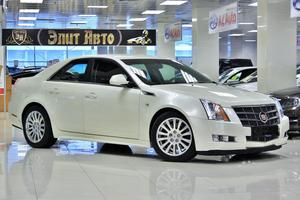 Авто Cadillac CTS, 2012 года выпуска, цена 855 555 руб., Москва