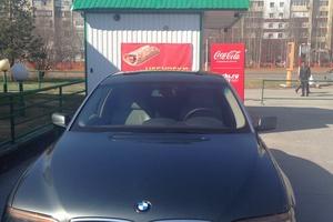 Подержанный автомобиль BMW 7 серия, хорошее состояние, 2002 года выпуска, цена 450 000 руб., Нижневартовск