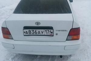 Автомобиль Toyota Tercel, хорошее состояние, 1995 года выпуска, цена 135 000 руб., Челябинск