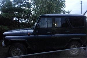 Подержанный автомобиль УАЗ 3151, среднее состояние, 2006 года выпуска, цена 190 000 руб., Смоленск