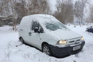 Автомобиль Fiat Scudo, хорошее состояние, 1998 года выпуска, цена 220 000 руб., Димитровград