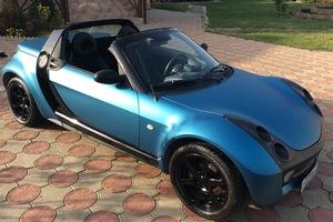 Автомобиль Smart Roadster, отличное состояние, 2006 года выпуска, цена 599 000 руб., Абинск