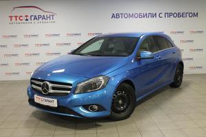 Авто Mercedes-Benz A-Класс, 2013 года выпуска, цена 1 003 600 руб., Казань