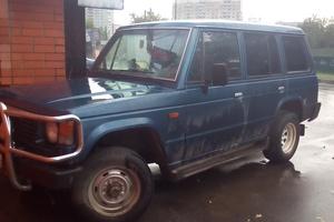 Автомобиль Hyundai Galloper, среднее состояние, 1993 года выпуска, цена 125 000 руб., Люберцы
