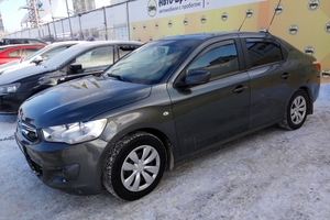 Авто Citroen C-Elysee, 2014 года выпуска, цена 420 000 руб., Самара