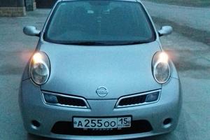 Автомобиль Nissan March, отличное состояние, 2008 года выпуска, цена 200 000 руб., республика Северная Осетия - Алания