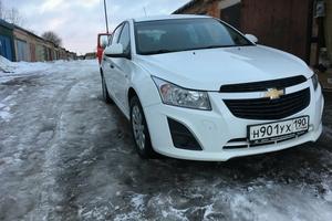 Автомобиль Chevrolet Cruze, хорошее состояние, 2012 года выпуска, цена 470 000 руб., Смоленская область