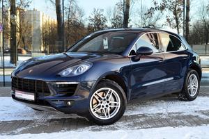 Авто Porsche Macan, 2015 года выпуска, цена 3 190 000 руб., Санкт-Петербург