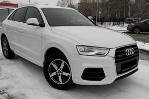 Подержанный автомобиль Audi Q3, отличное состояние, 2015 года выпуска, цена 1 535 000 руб., Балашиха
