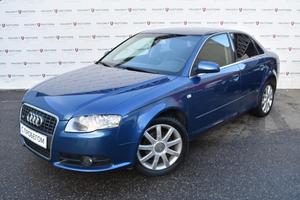 Подержанный автомобиль Audi A4, отличное состояние, 2007 года выпуска, цена 495 000 руб., Москва