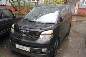 Автомобиль Toyota Voxy, отличное состояние, 2002 года выпуска, цена 450 000 руб., Хабаровск