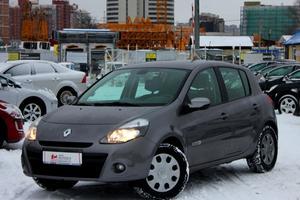 Авто Renault Clio, 2012 года выпуска, цена 580 000 руб., Санкт-Петербург