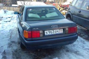 Автомобиль Audi 100, отличное состояние, 1991 года выпуска, цена 200 000 руб., Москва
