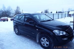 Подержанный автомобиль SsangYong Kyron, отличное состояние, 2013 года выпуска, цена 680 000 руб., Шатура