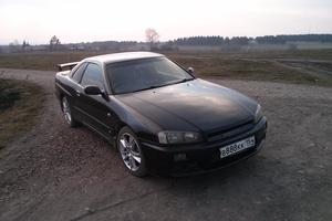 Автомобиль Nissan Skyline, хорошее состояние, 2000 года выпуска, цена 550 000 руб., Новосибирск