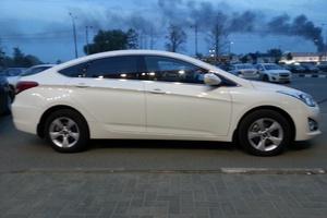 Автомобиль Hyundai i40, отличное состояние, 2015 года выпуска, цена 960 000 руб., Серпухов