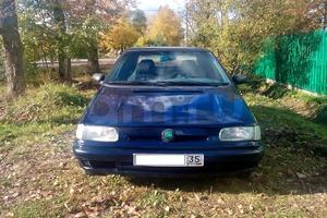 Автомобиль Skoda Felicia, хорошее состояние, 1997 года выпуска, цена 80 000 руб., Вологда