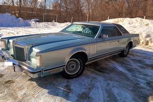 Автомобиль Lincoln Continental Mark Series, отличное состояние, 1978 года выпуска, цена 2 000 000 руб., Самара