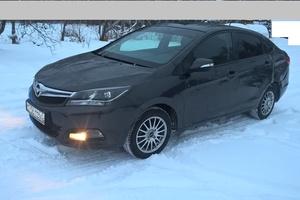 Автомобиль Haima M3, битый состояние, 2014 года выпуска, цена 260 000 руб., Реутов