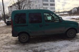 Подержанный автомобиль Renault Kangoo, среднее состояние, 2003 года выпуска, цена 190 000 руб., Ногинск