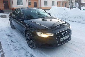 Подержанный автомобиль Audi A6, отличное состояние, 2013 года выпуска, цена 1 450 000 руб., Королев