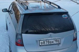 Автомобиль Mitsubishi Grandis, хорошее состояние, 2004 года выпуска, цена 550 000 руб., ао. Ханты-Мансийский Автономный округ - Югра